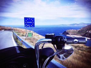 Harley Trip Wien-Mallorca by KonradKolbe.com