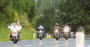Harley-Davidson Charity Tour Roadcaptain Konrad Kolbe