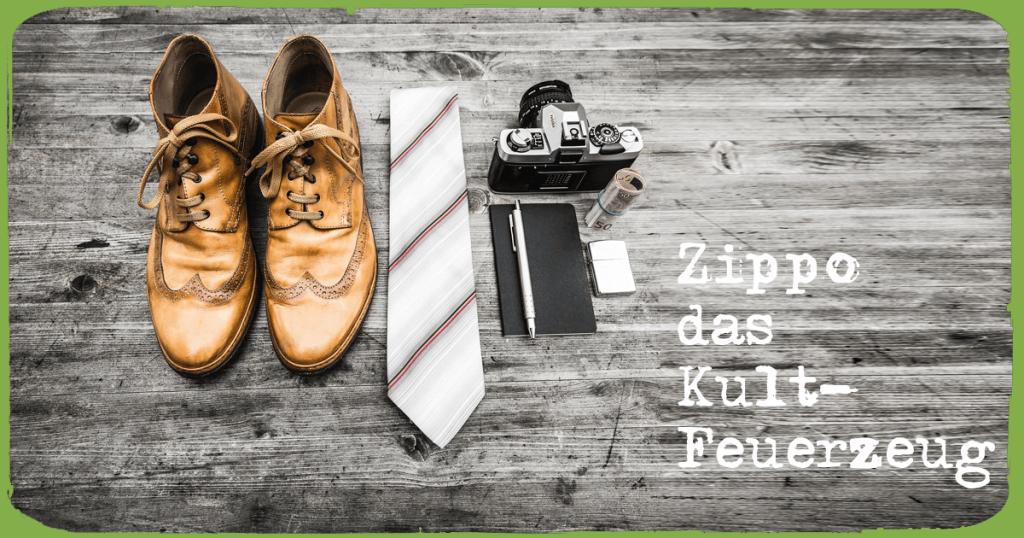 Zippo - das Kultfeuerzeug | KonradKolbe.com