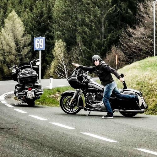 2020 Motorrad Saisonstart Wien Kärnten Wien Konrad Kolbe41