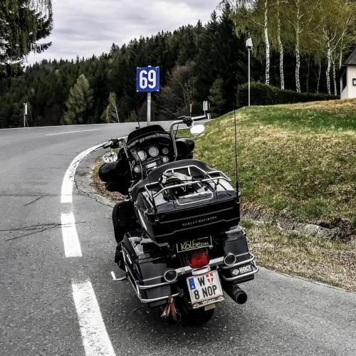 2020 Motorrad Saisonstart Wien Kärnten Wien Konrad Kolbe42