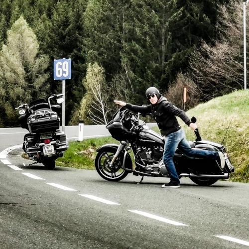 2020 Motorrad Saisonstart Wien Kärnten Wien Konrad Kolbe43